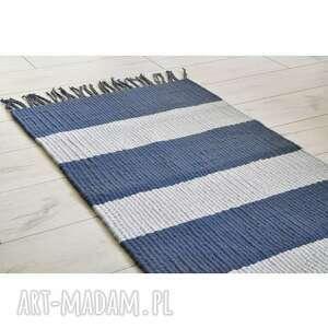dywan, chodnik bawełniany, ze sznurka bawełnianego