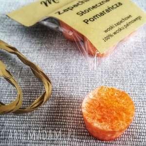 Zapachnidła - woski zapachowe do kominka soczysta pomarańcza