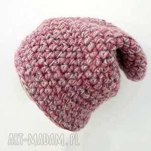 ręcznie zrobione ubranka czapka hand made no. 028 / dziecięca / krasnal