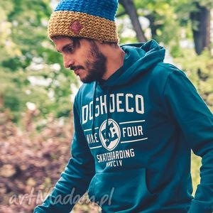 handmade czapki neverland jesień
