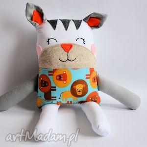 kotek tulikotek w lwy - kot, tulikotek, lew, zabawka, dziecko, prezent