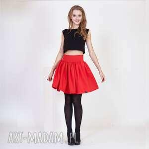 mini skirt spódnica z kieszeniami, spódnica, dresowa, bawełna spódnice