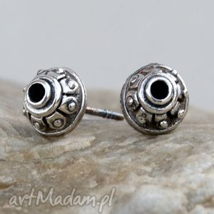A373 Gladiatorki - kolczyki srebrne, kolczyki, oryginalne, arseko, delikatne