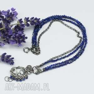 lapis lazuli na bogato - bransoletka ymel, bransoletka, lazuli, wire