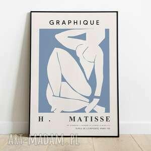 plakaty henri matisse, inspiracja, plakat wystawowy 50x70