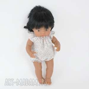 romper łączka miniland, lalki, hiszpańskie, 40cm