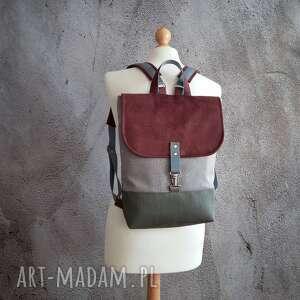 damski plecak, plecak na laptopa, do pracy, mini