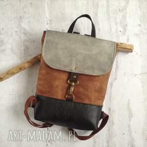 hand-made damski plecak