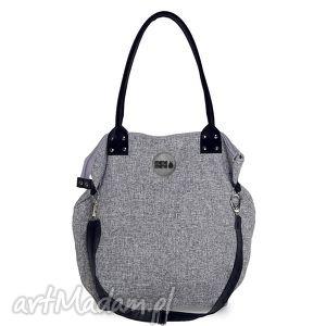hand-made na ramię torba worek basmati
