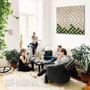 Dekoracja ścienna - obraz z mchem raas #41 ovo design panel