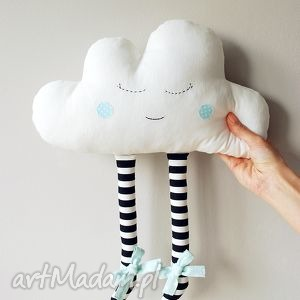 Chmurka, chmurka, chmura, zabawka, przytulanka, maskotka
