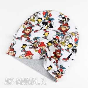 hand made kolorowa czapka dla twojego dziecka bugs