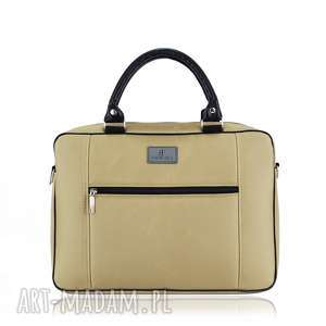 TORBA NA LAPTOPA 1027, laptop, torba, złota, elegancka, pakowna