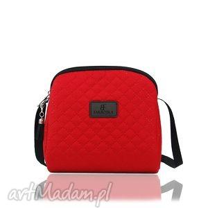 mini simple color 160, torebka, mini, czerwona torebki