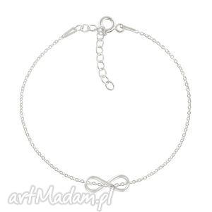 bransoletki celebrate - infinity bracelet, nieskończoność, infinity, łańcuszek
