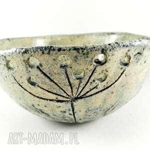Prezent Miseczka ceramiczna, miska, sztuka, prezent, dekoracje, patera, kuchnia