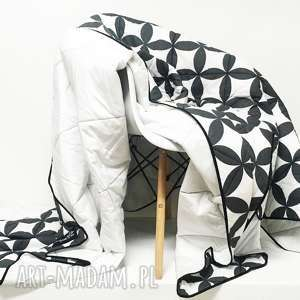 ręcznie wykonane koce i narzuty narzuta big alhambra 215x240cm od majunto