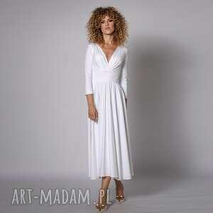 prezent na święta, audrey - elegancka suknia, ślubna, elegancka, wygodna