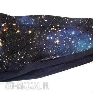 opaski opaska szara kosmiczna bawełna na podszewce, opaska, etno, bieganie, joga