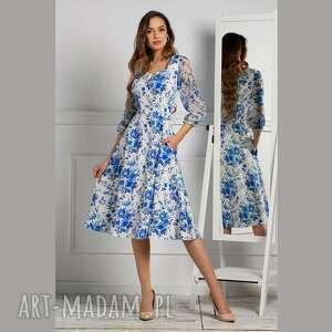 sukienki sukienka emma total midi rafaella