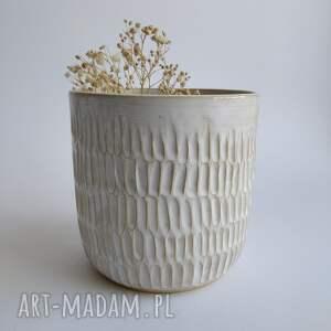 wazon ceramiczny 1, prezent, na kwiaty, wazon, ceramika