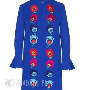 ręczne wykonanie płaszcze płaszcz katarzyna 2165