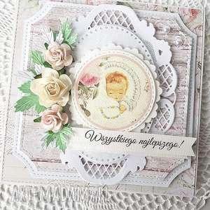 scrapbooking kartki urocza kartka urodzinowa, kartka, prezent, urodziny