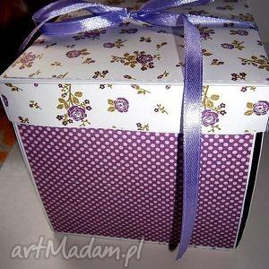 2x eksplodujące pudełko dla młodej pary, p agata - pudełko, ślub