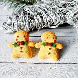 świąteczne prezenty piernikowe ludziki