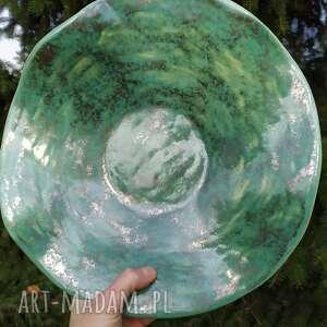 Święta upominek? Ceramiczna patera na owoce ceramika enio art
