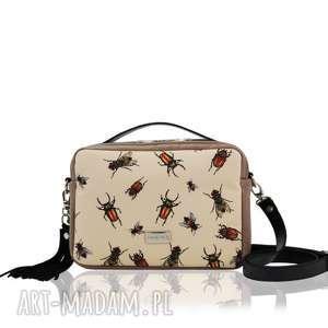 ręcznie robione na ramię torebka hanza 1366