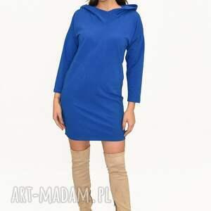 sukienka elizabeth szafir, sukienki, komplety, czapki, spodnie, dresy, kurtki