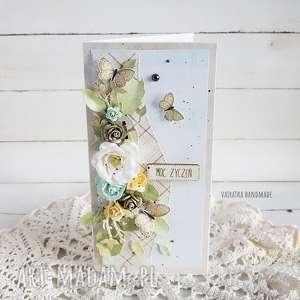 hand made scrapbooking kartki kartka urodzinowa/imieninowa, 548