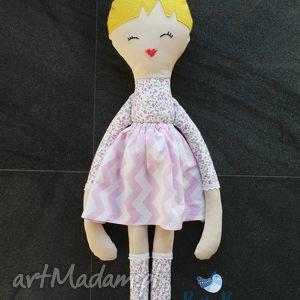 Ogromna lalka 75 centymetrów, kwiatowa panienka, laleczka