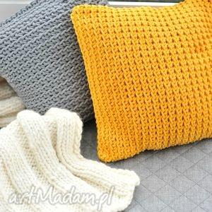 komplet poduszek, poduszki, loft