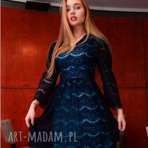 Sukienka Koronkowa Sofi Glamour , sukienka-koronkowa, sukienka-koktajlowa