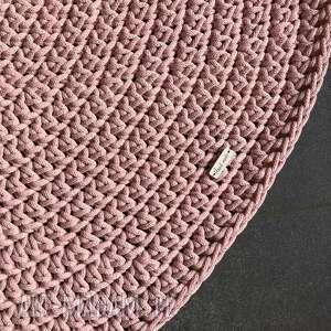 Dywan ze sznurka bawełnianego ślimak 140 cm nitkowelove dywan