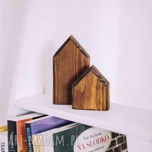 ceramika skandynawskie domki drewniane, skandi, skandynawski, drewno, rustic