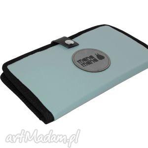 hand-made portfele portfel mana mana #8