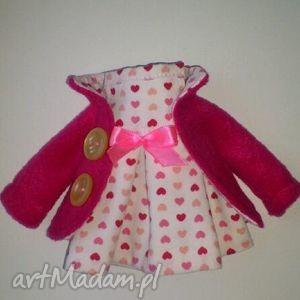 lalki zamówienie specjalne dla pani magdaleny, ubranka, lalka, polar, bawełna