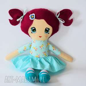 motylarnia lala rojberka - karolina 50 cm, lalka, rojberka, dziewczynka, elegantka