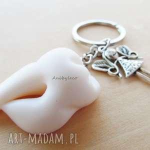 ręcznie robione breloki brelok ząb