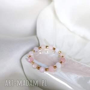 pierścionek - opal iii, opal