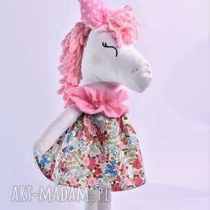 maskotki przytulanka dziecięca koń, koń przytulanka, pomysł na prezent