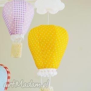 Balon - ozdoba pokoju, dekoracja, balon, lampa, powieszenia, girlanda, karuzela