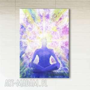 obraz energetyzujący - medytacja 2 wydruk na płótnie, obraz, ezoteryczny