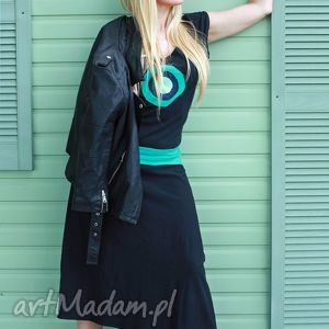 long story-sukienko-kombinezon - spodium, spódncia, elegancka, kombinezon, długa