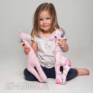 Mięciutka, żyrafka minky - tygrys, pluszak, zabawka, przytulanka, maskotka,