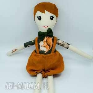 lalki szmaciana lalka dla chłopca, chłopiec, presonalizowana