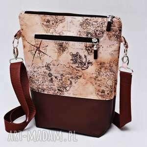 torebka listonoszka wodoodporna, torba na ramię, mała przez ramię